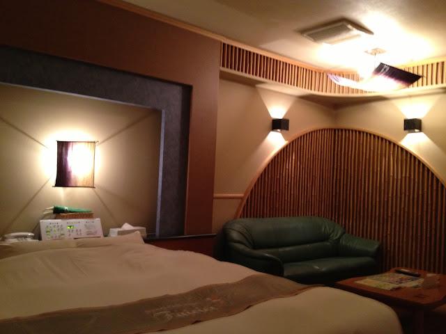 大人の女性に人気ある高畠町のラブホテル フェアリー-118号室-