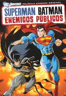 Superman Batman enemigos publicos