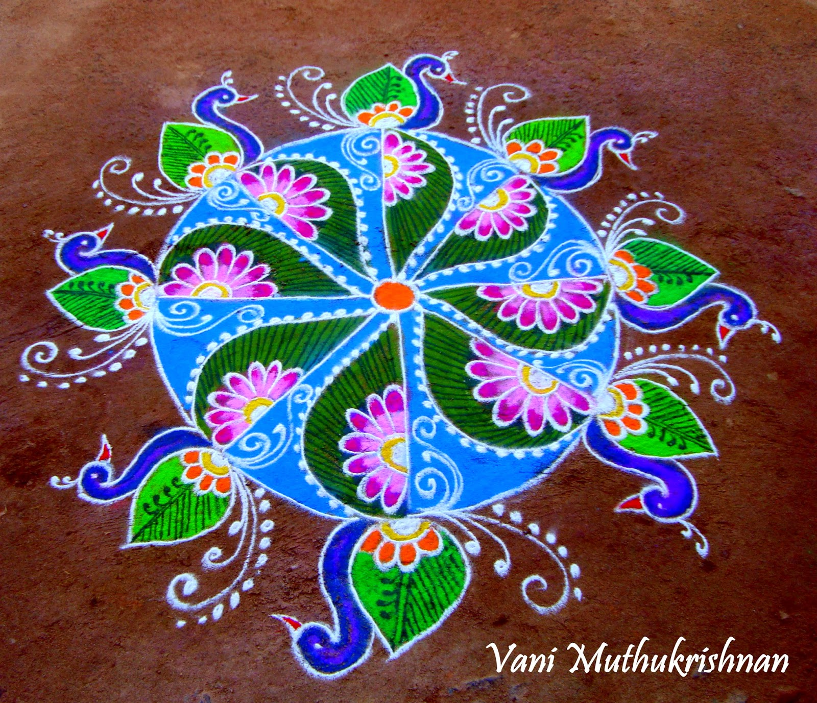 the gallery for gt rangoli kolam competition 2010