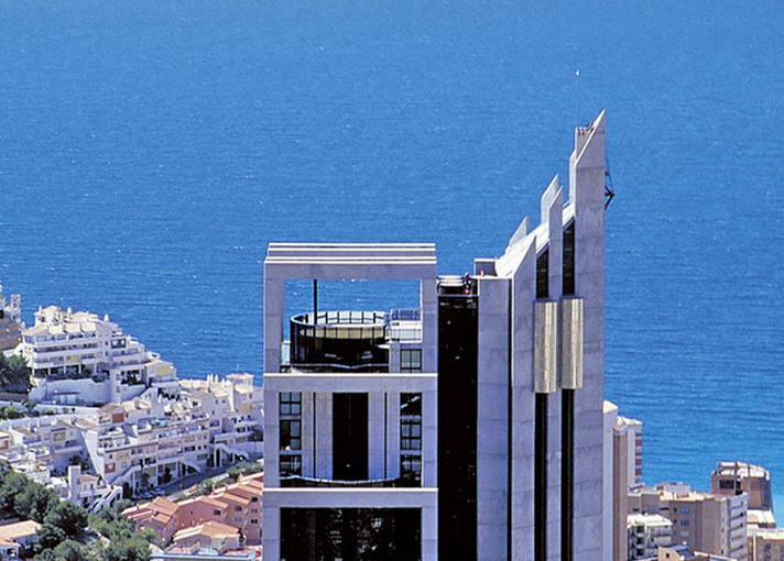Benidorm - Costa Blanca Spain  City pictures : Hotel Gran Bali Benidorm Costa Blanca Spain