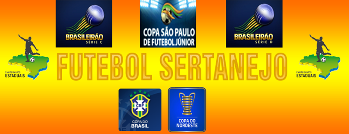 Blog Futebol Sertanejo
