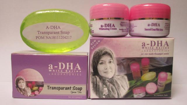 a-DHA asli Paket Ekonomis