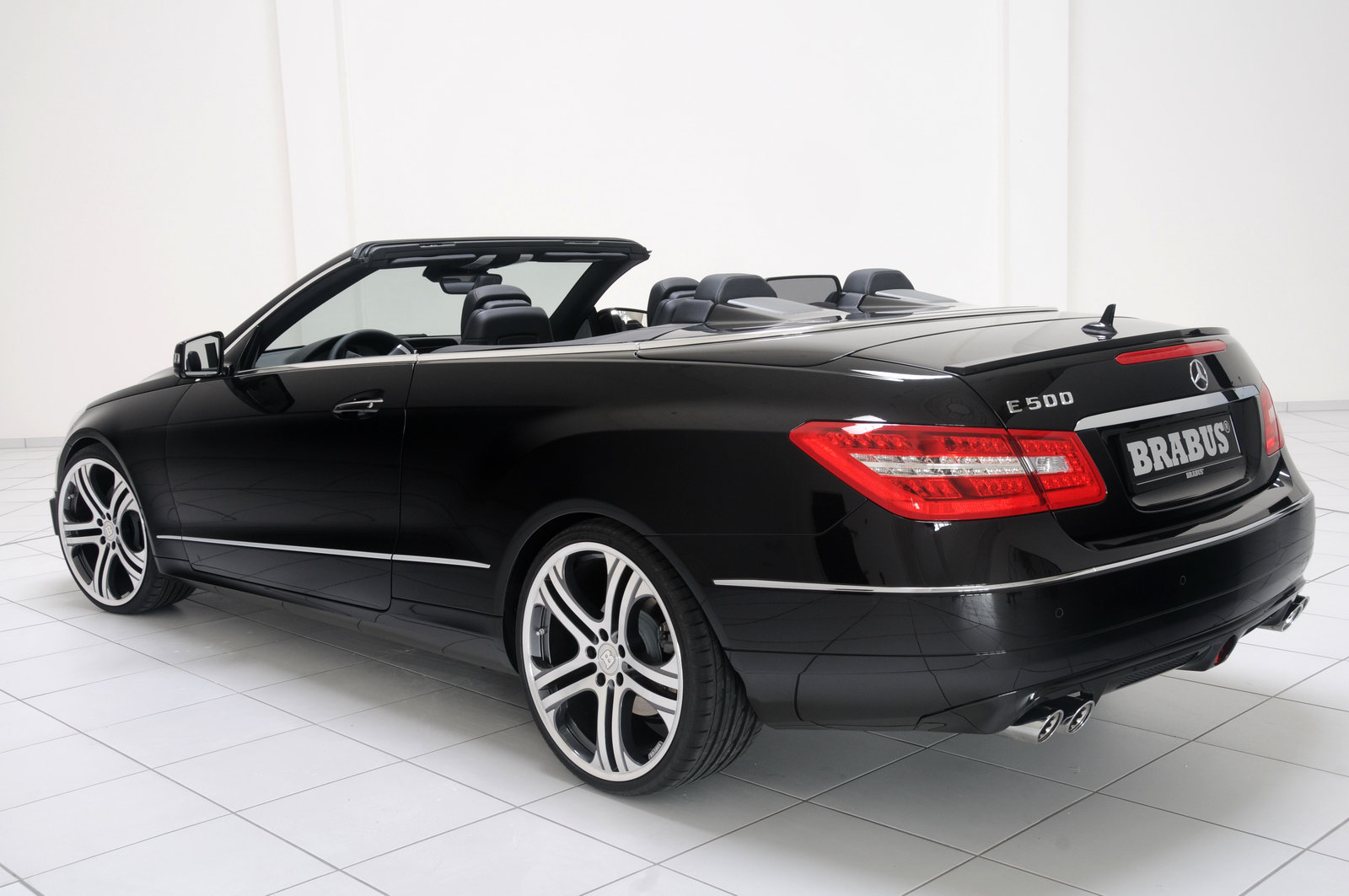 New Modified Cars Bus Does The New Mercedes Benz E Class Convertible