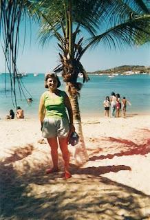 playa caribe, juangriego, isla margarita, venezuela, vuelta al mundo, asun y ricardo, round the world, informacion viajes, consejos, fotos, guia, diario, excursiones