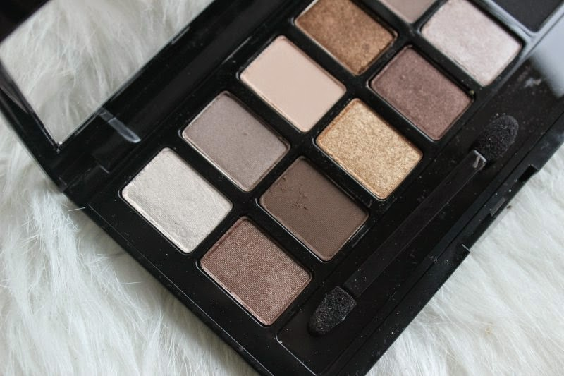 Maybelline The Nudes Eyeshadow Palette Hits the UK