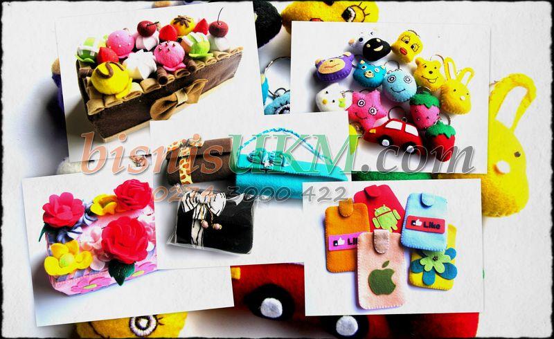 Dwi Karya Craft: Aneka Kreasi Kerajinan Flanel