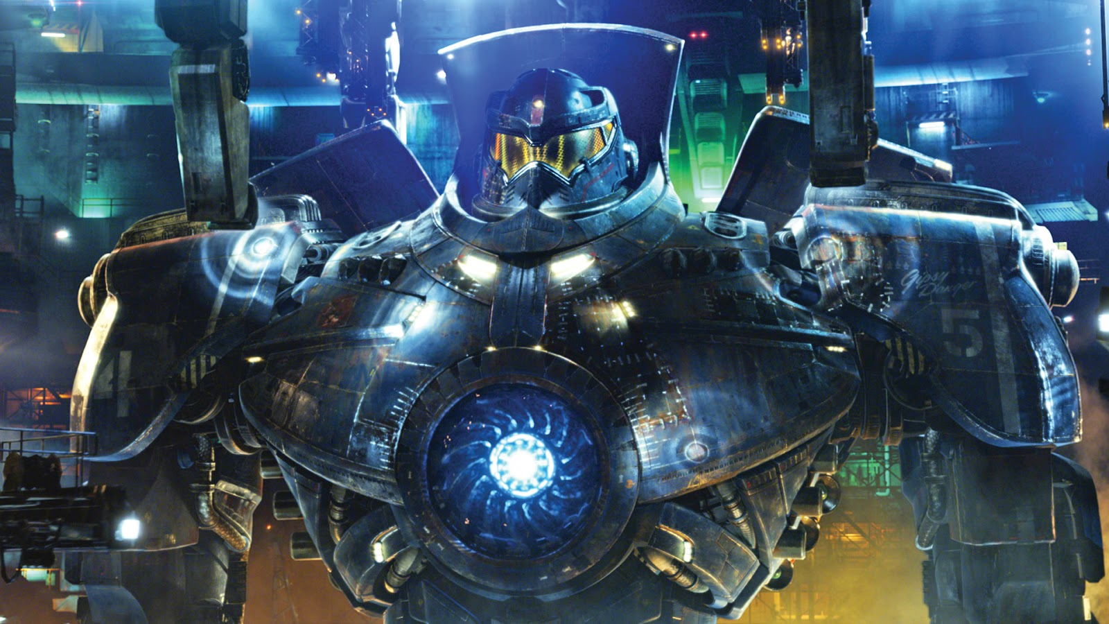 Pacific rim gypsy danger art Wallpaper HD Wallpapers - pacific rim gypsy danger art wallpapers