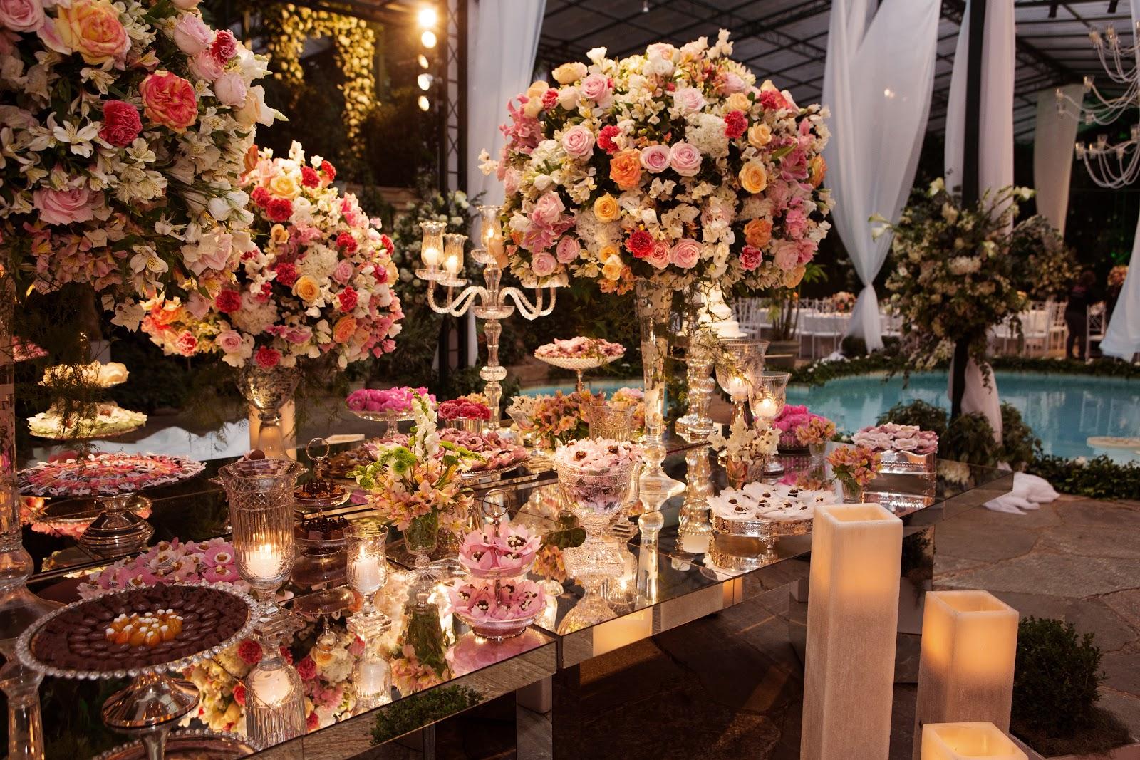 decoracao branco e salmao : Cerimonial e Decora??o - Giselle Uribbe: CASAMENTO PAULA ...