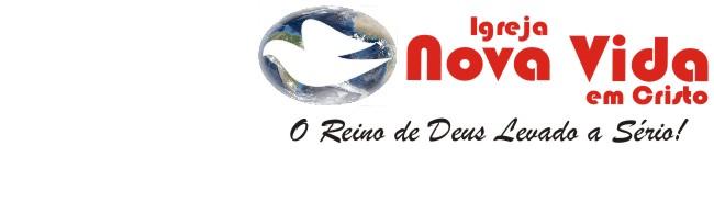 Notícias da Igreja Nova Vida em Cristo