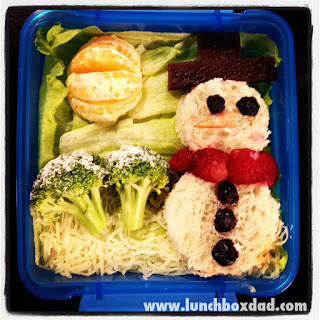 Christmas kids lunch
