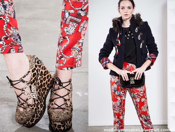 Otoño invierno Jazmin Chebar Moda Argentina