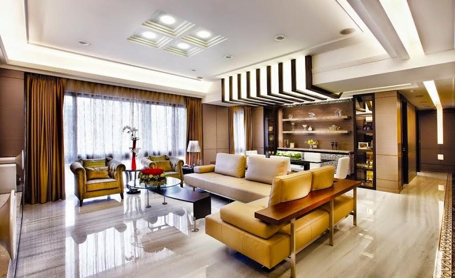deain interior rumah modern