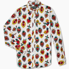"I Need This: Gitman Vintage ""Corazones"" Oxford"