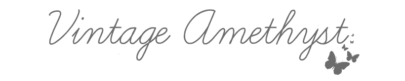 Vintage Amethyst