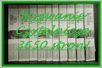 Wyzwanie książkowe