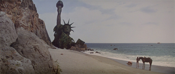 This is from Planet of the Apes, not Fringe