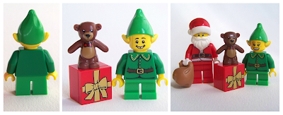 LEGO Holiday Elf
