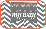 Stampin' Up! My Way