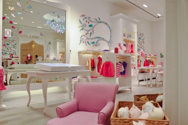 como decorar lojas de beb234 del carmen by sarruc