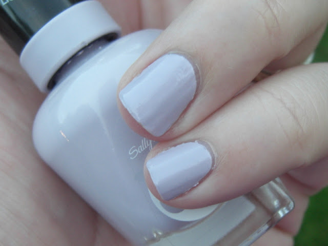 Sally Hansen Miracle Gel Nail Polish I Lilac You