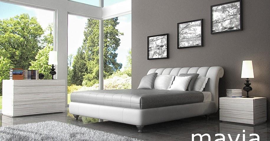 Arredamento di interni letti 3d modelli 3d di letti - Interni camere da letto ...