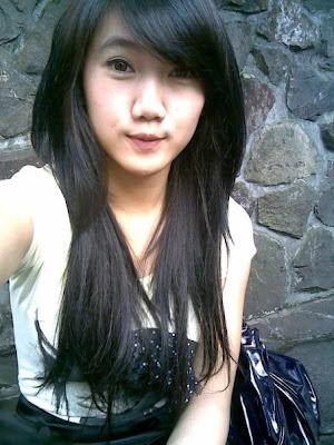 ABG Cantik Indonesia Cantik Bening