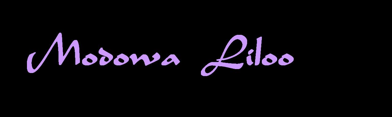 Modowa liloo