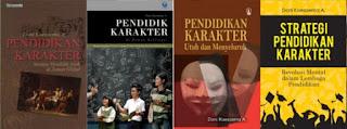 Buku Tetralogi Doni Koesoema A.