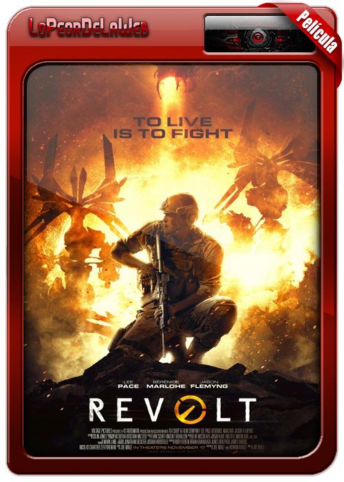 Revolt (2017) [Ciencia Ficción] 720p Dual Mega