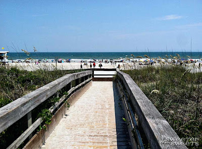 Wrightsville Beach by Tricia @ SweeterThanSweets