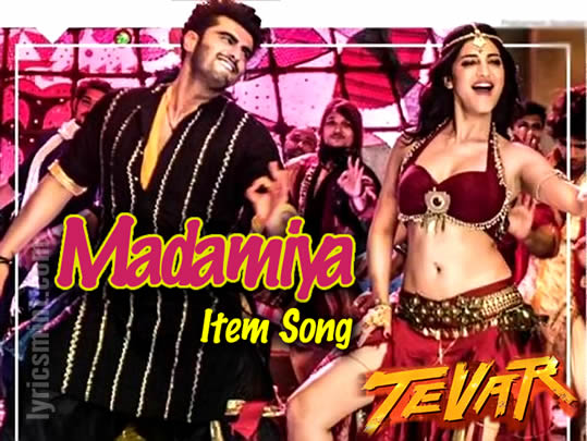 Madamiya from Tevar