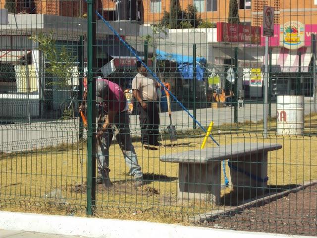 Sedesol recupera 36 espacios públicos durante 2011 en Puebla