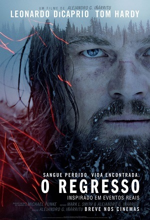 O Regresso Blu-Ray Filmes Torrent Download capa
