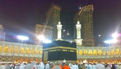 Syaikh Su'ud Asy-Syuraim Imam Masjidil Haram-Nur Qolbu
