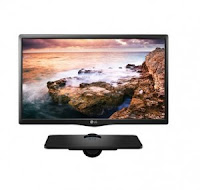 Buy LG 24LF515A 60.96 cm (24) LED TV (HD Ready) at Rs.11,992  After Cashback