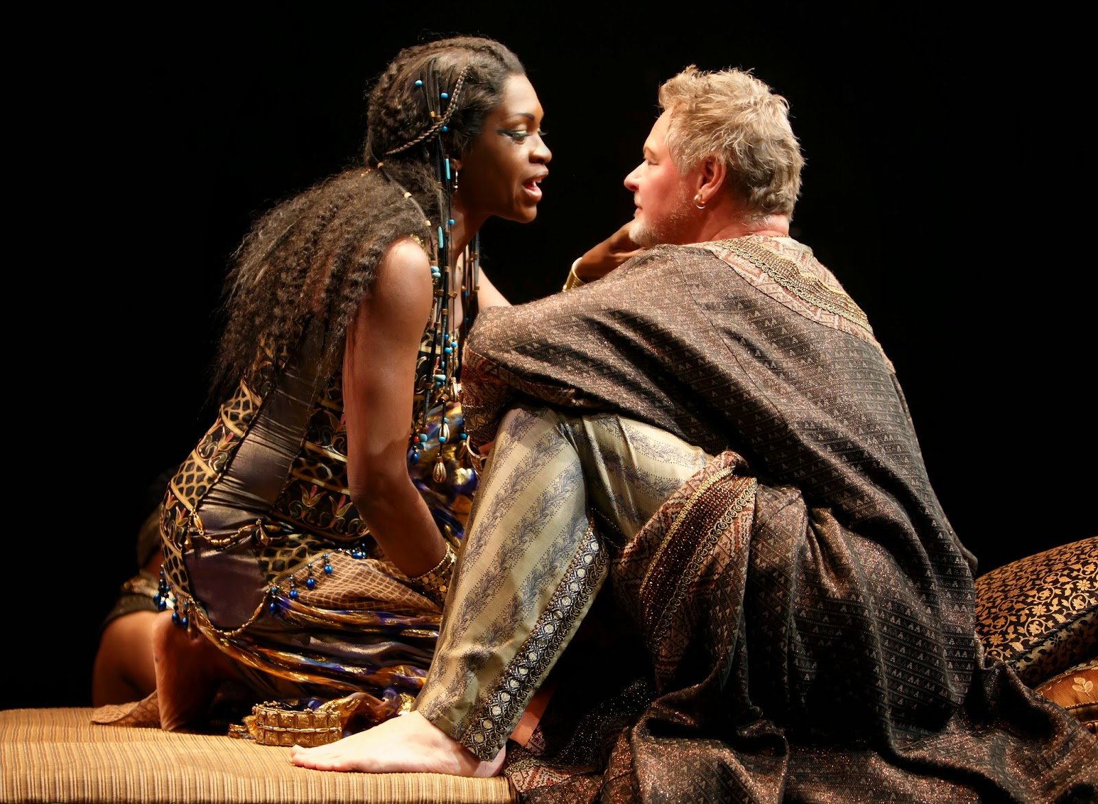 characterization and role of enobarbus in antony and cleopatra Category: antony cleopatra essays title: essay on the importance of  the  secondary character most important to the theme of the play is enobarbus.