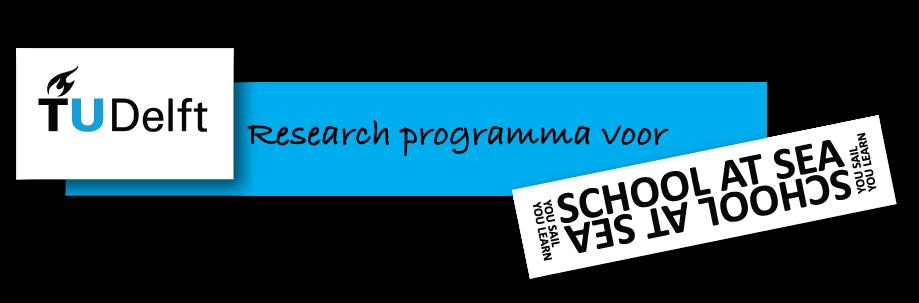 TU Delft researchprogramma voor School at Sea