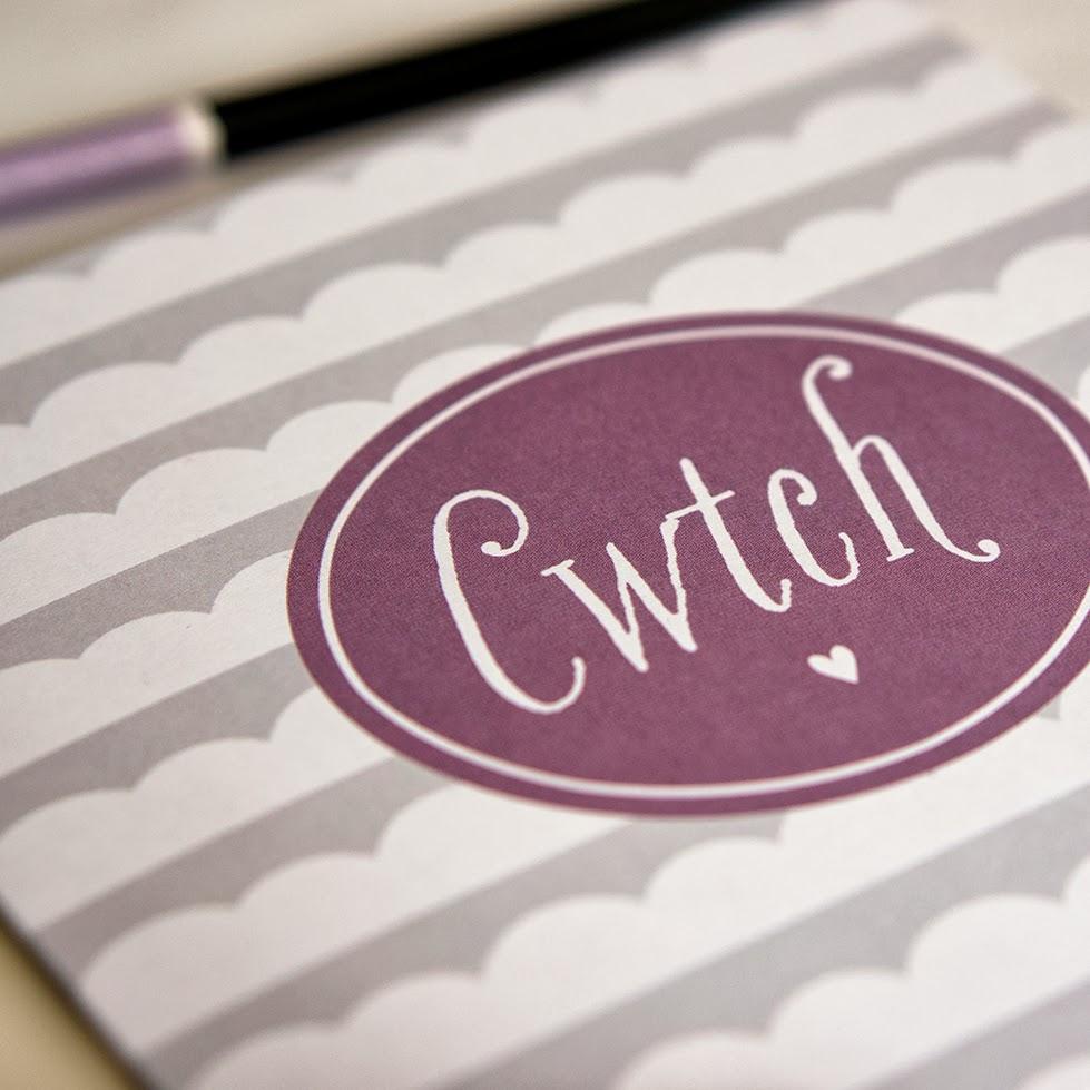 Gooseberrymoon Welsh Greetings Cards