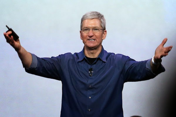 Tim Cook, CEO de Apple, confiesa que es gay