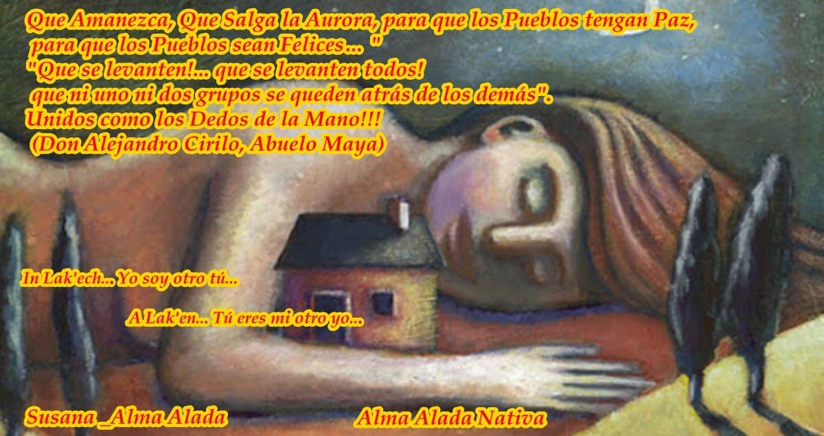***ALMA ALADA NATIVA***
