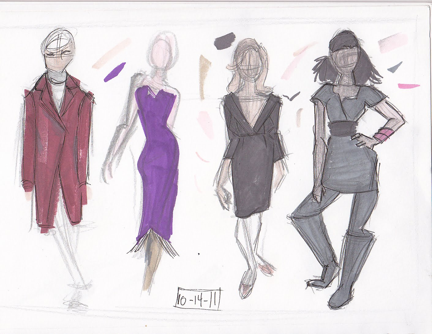 Free online fashion sketching software 13 apps that every fashion designer should have it by default!
