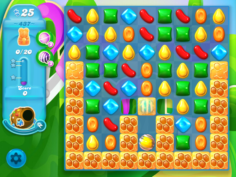 Candy Crush Soda 437