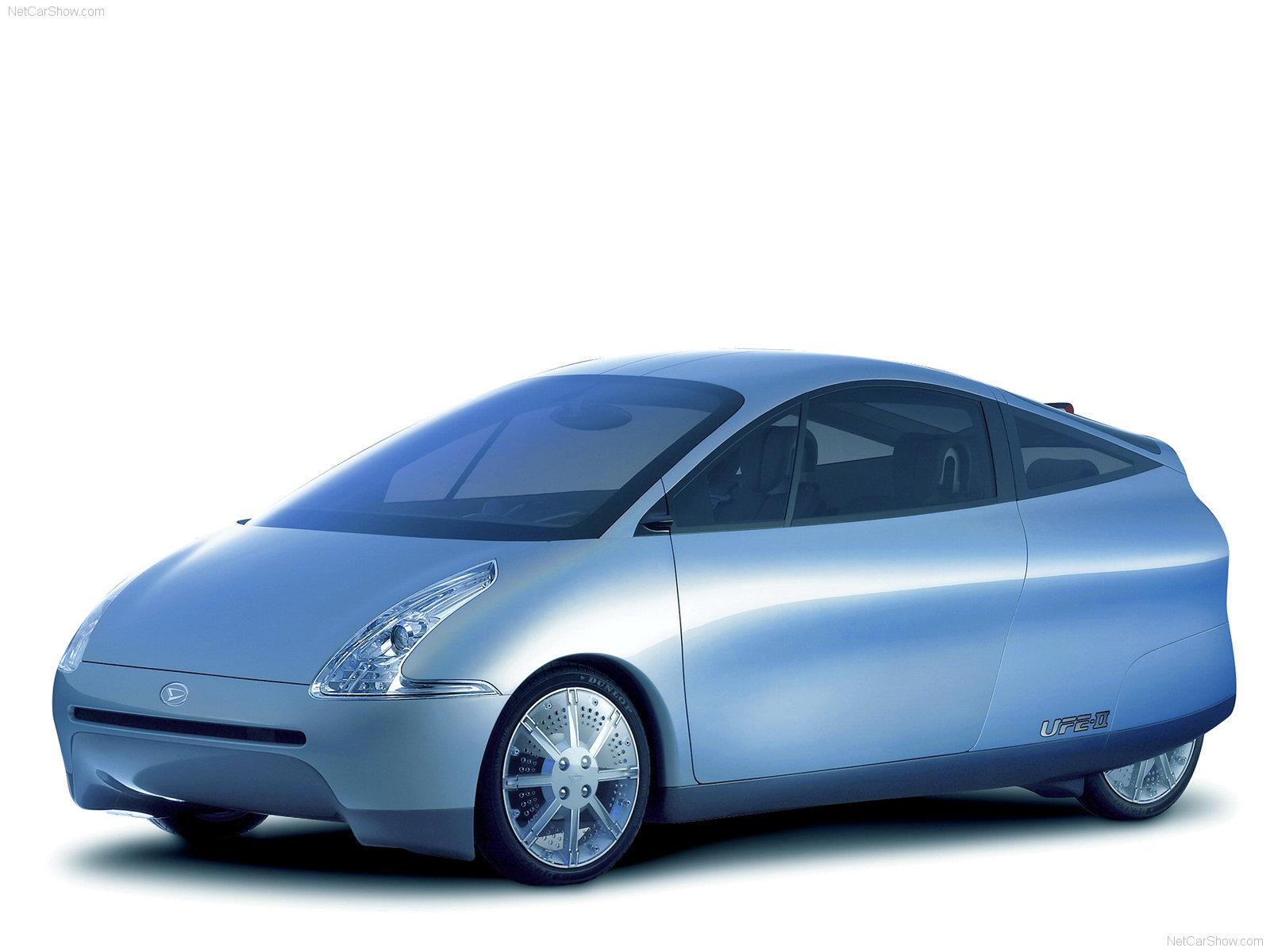 Hình ảnh xe ô tô Daihatsu UFE2 Concept 2004 & nội ngoại thất