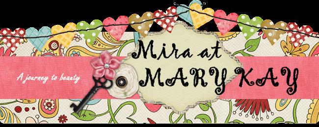 Mira at MARY KAY
