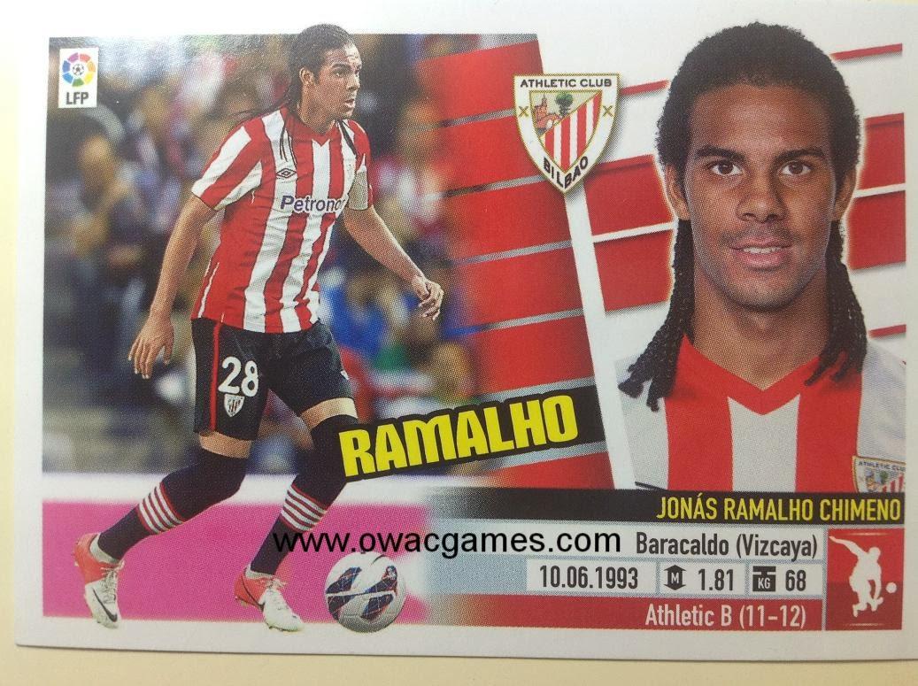 Liga ESTE 2013-14 Ath. Bilbao - 4B - Ramalho