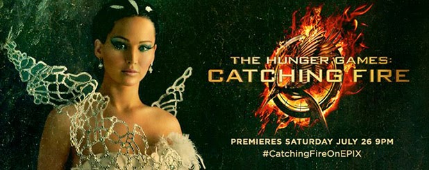 Catching Fire World Television Premiere on Epix