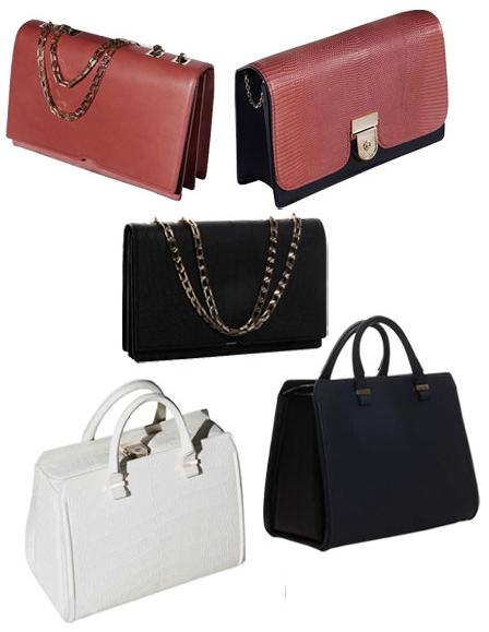 Victoria Beckham Handbag Collection 2011