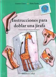 Instrucciones para doblar una jirafa - Ed. Comunicarte