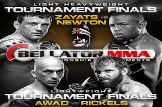 Awad vs. Rickels, Newton vs. Zayats