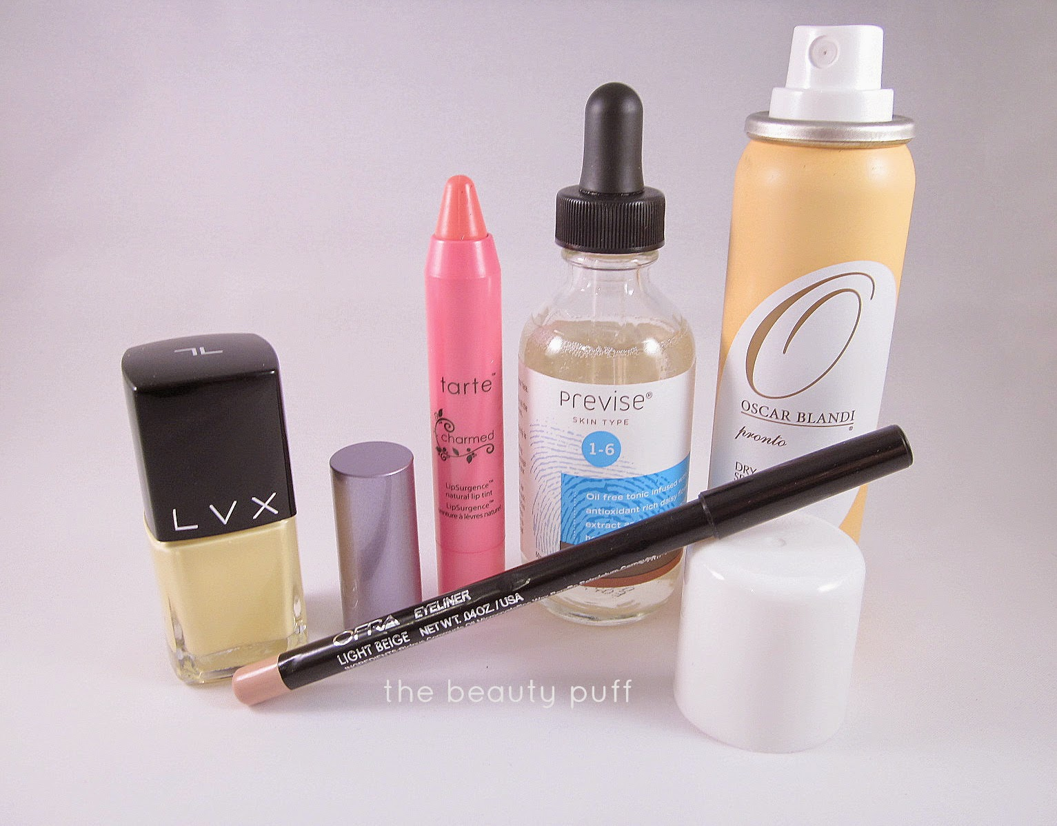 boxycharm march 2015 - the beauty puff